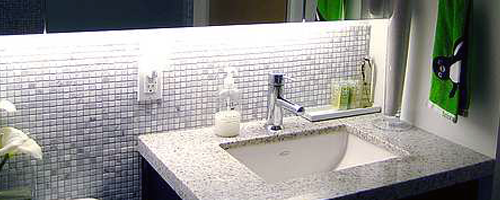 BATHROOM REPAIRS & REMODELING