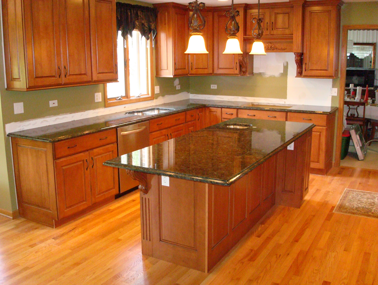 Kitchen Repairs And Remodeling   HandymanInNJ.com   Au0026E Home Services LLC,  Parsippany,